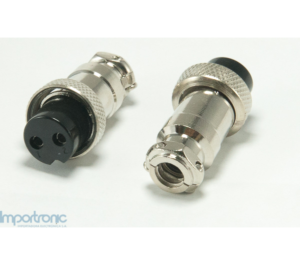 Impotronic s a for Conector de red hembra