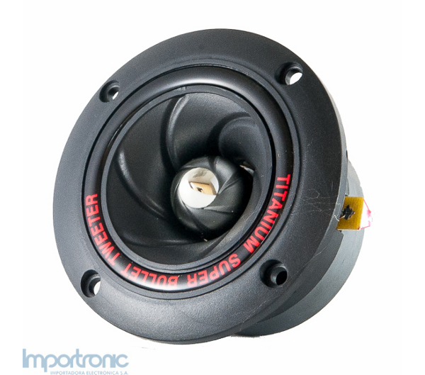TWEETER PLASTICO 300 WATTS